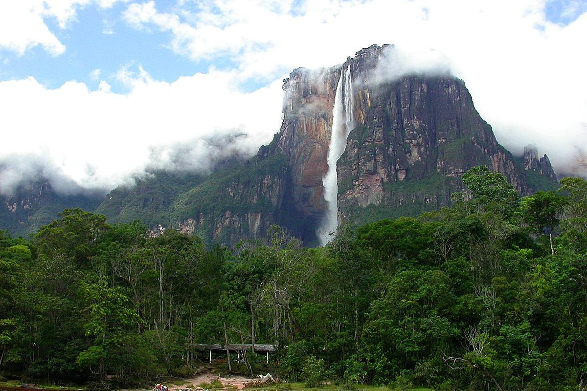 SALTO ANGEL - VENEZUELA
